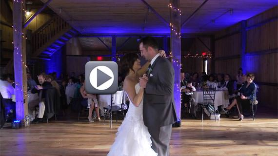 Alan and Mary Boburczak Wedding at The White Barn in Prospect PA
