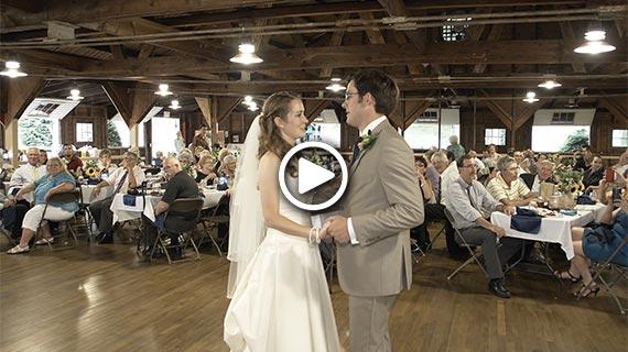 Armco Park in Slippery Rock - Sara and Loren's Wedding