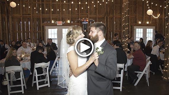 Armstrong Farms in Saxonburg - Tiffany and Daniel's Wedding