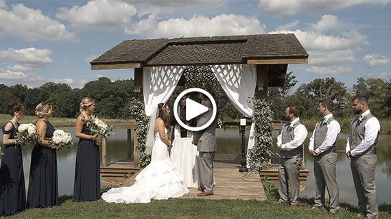 Armstrong Farms in Saxonburg - Lauren and Ryan's Wedding
