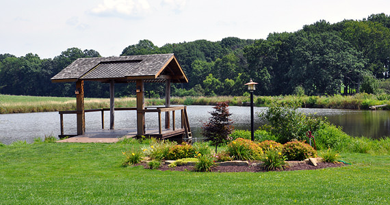 Armstrong Farms in Saxonburg PA - 3.5 Acre Love Pond