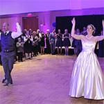 Incredible Bride and Groom First Dance
