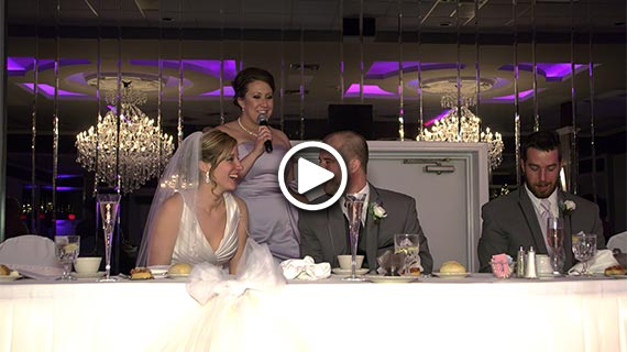 Awesome Matron of Honor Toast - Friends in Low Places