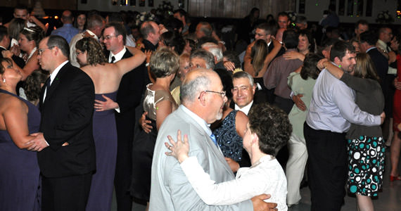 Brad & Bethany Knapik Wedding in Butler PA