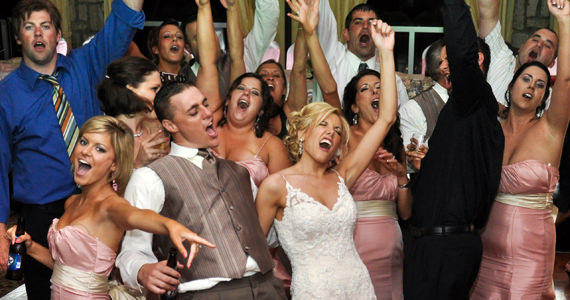 Popular Bridal Party Dance Songs at Weddings