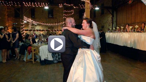 West Overton Barn in Scottdale - Wedding for JoAnna and Brandon