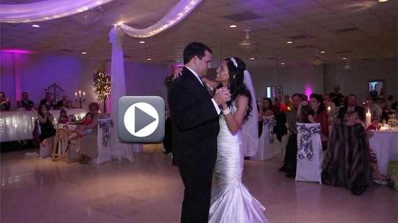 Brian and Michelle Osterried Wedding at The Atrium in Prospect PA