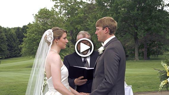 Butler Country Club - Caroline and Nick's Wedding