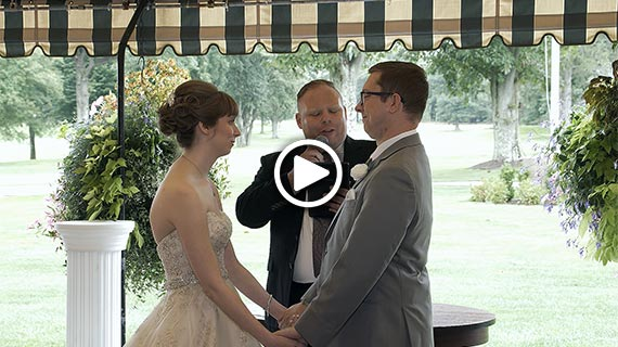 The Butler Country Club - Catherine and Patrick's Wedding