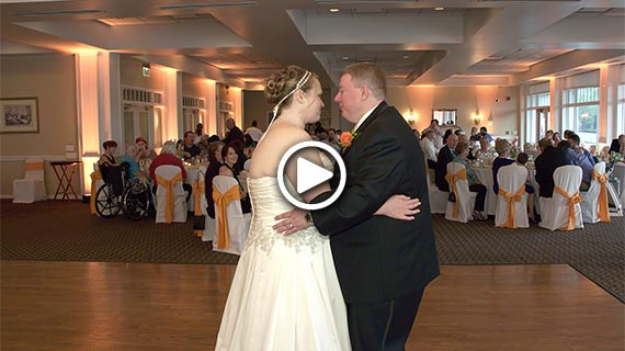 Butler Country Club - Marsha and Joseph's Wedding