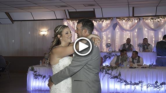 Butler Vagabonds Center in Lyndora - Morgan and Patrick's Wedding