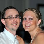 Chad and Natalie Booher Wedding