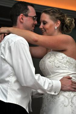 Chad & Natalie Booher Wedding Reception - Twelve Oaks Mansion in Mars PA