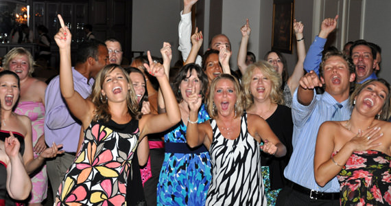 Popular Wedding Reception Music