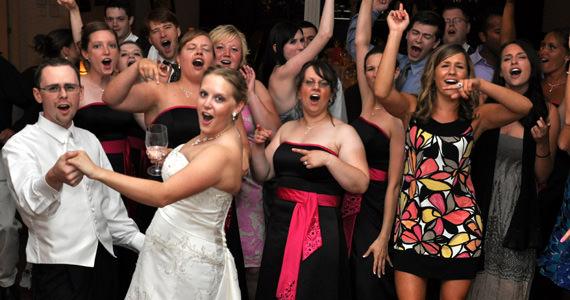 Mars Pennsylvania Wedding Disc Jockey