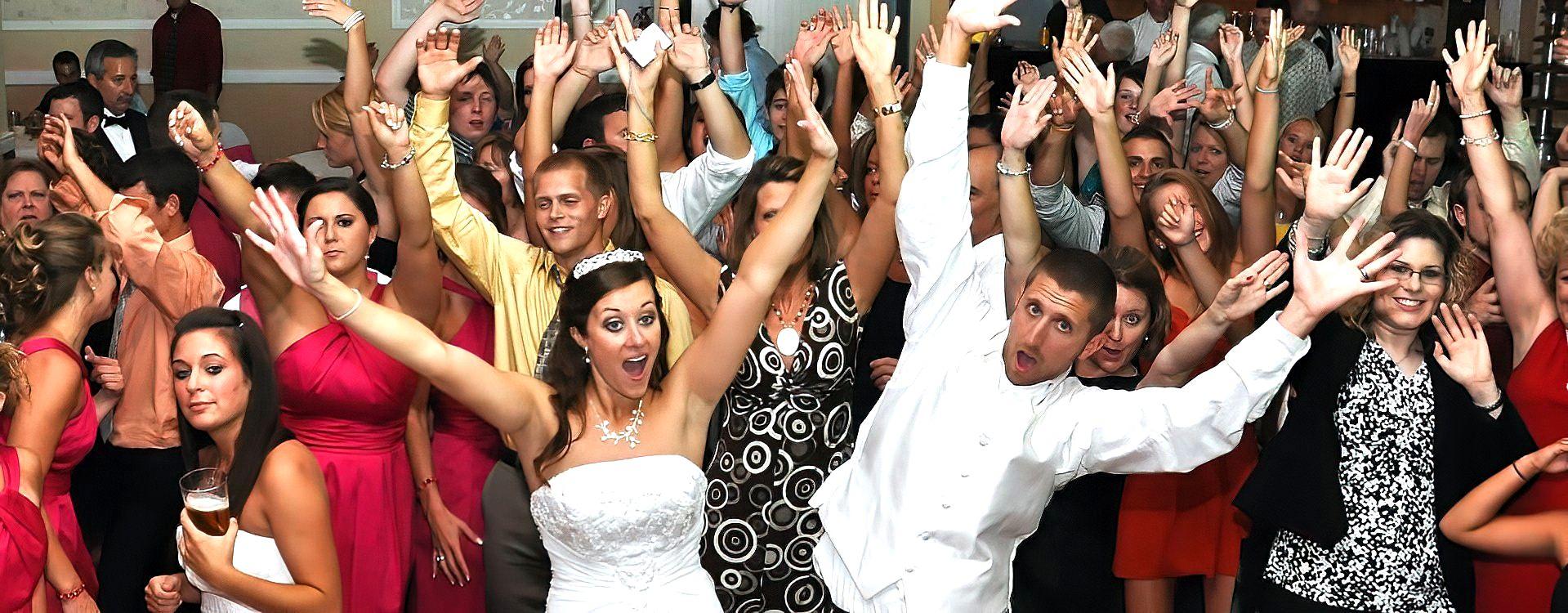 Contact The Wedding DJ
