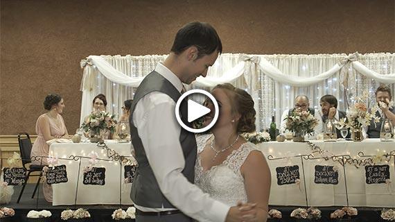 cooper hall in saxonburg allison and brians wedding
