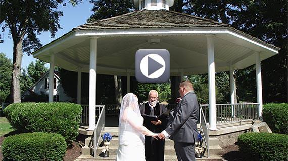 Cooper Hall in Saxonburg PA - Katie and Matt's Wedding