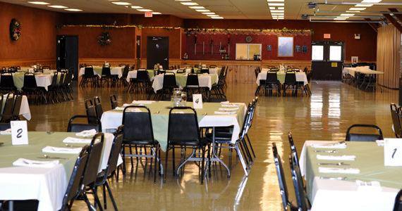 Cooper Hall - Saxonburg, PA