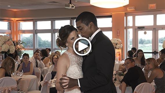Cranberry Highlands Golf Course - Sarah and Sean's Wedding