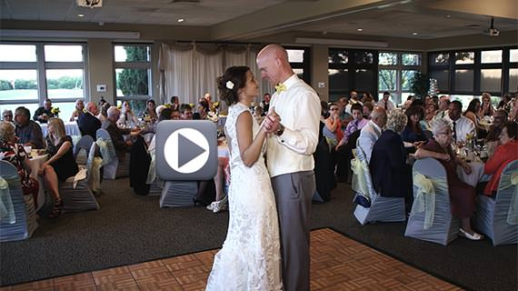 Cranberry Highlands Golf Course - Nicole and Steven's Wedding