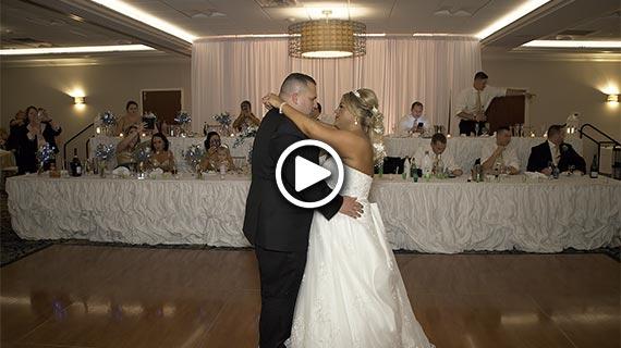Crowne Plaza Pittsburgh South - Colleen and Joe's Wedding