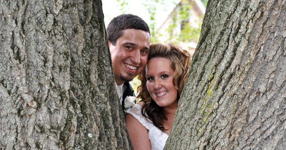 Daniel and Katie Wilbert Wedding Reception at Cooper Hall in Saxonburg PA