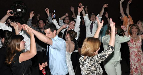 More open dancing