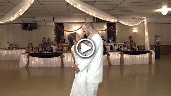 General Butler Vagabonds Center - Ashley and Johnathan's Wedding