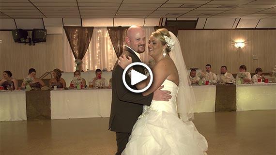 General Butler Vagabonds Center - Brittany and Steve's Wedding
