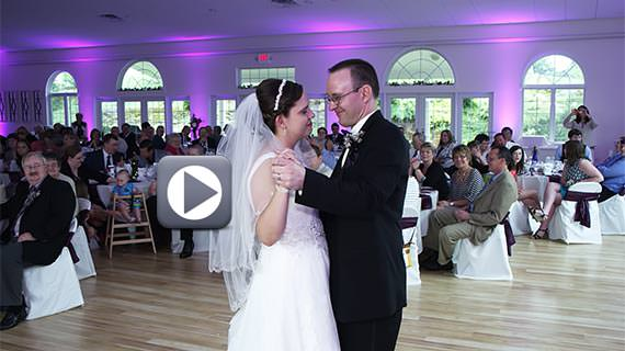 Greystone Fields in Gibsonia - Christine and Patrick's Wedding
