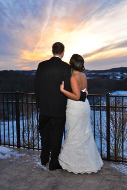 Jason and Katie Abbott Wedding Reception at Twelve Oaks Mansion
