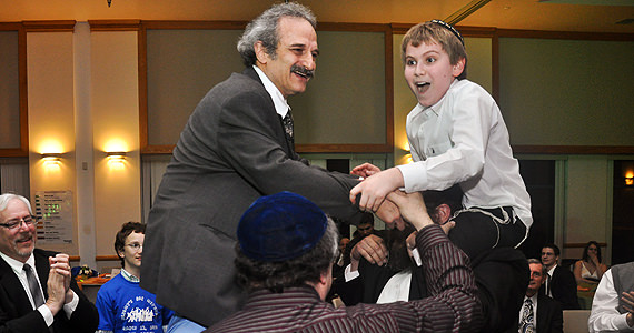 Bar Mitzvah for Jeremy in Squirrel Hill