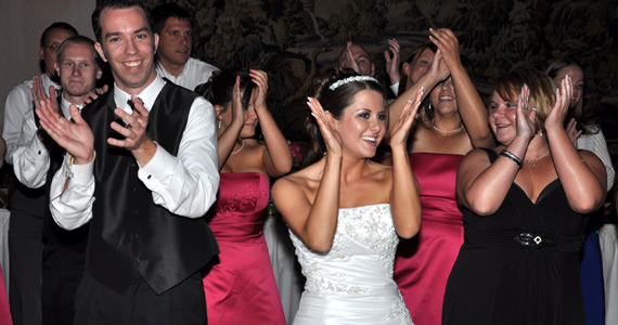 Wedding Disc Jockey Entertainment