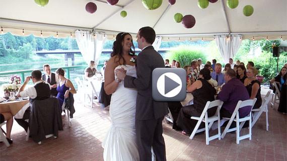 Foxburg Inn and Allegheny Grille Wedding Josh and Lynnsey McAdoo
