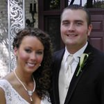 Justin and Amanda Ross Wedding
