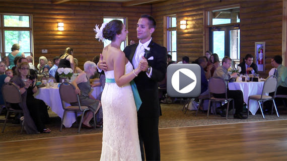 Justin and Justine Nagel Wedding at Mayernik Center in Avonworth Community Park