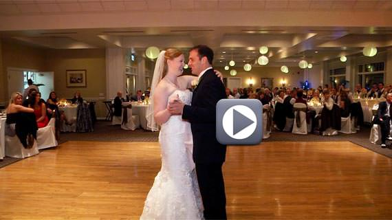 Kaylie and Ryan's Wedding at the Butler Country Club