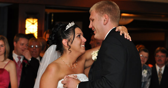 Wedding Reception For Keith and Rebecca Arnold - Sheraton Inn Station Square