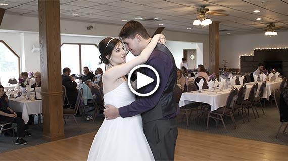 Lake Arthur Country Club - Jessica and Bradley's Wedding