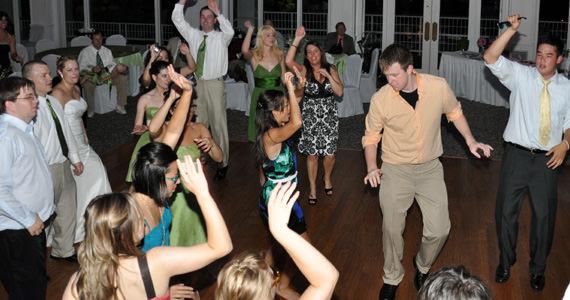Larry & Jennifer Fitzpatrick Wedding - Butler Country Club