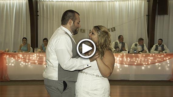 Laube Hall in Freeport PEnnsylvania - Alysa and Zach's Wedding
