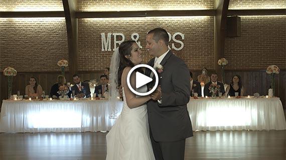 Laube Hall in Freeport Pennsylvania - Emily and Jeremy's Wedding