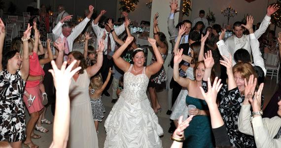 Sean & Laura McKain Wedding Reception at The Atrium in Butler PA