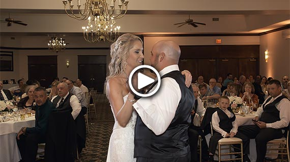 Lenape Heights Golf Course - Jackie and Gary's Wedding