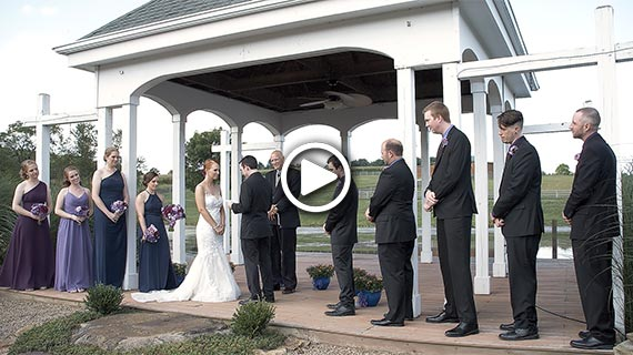 Lingrow Farm in Leechburg - Jen and kyle's Wedding
