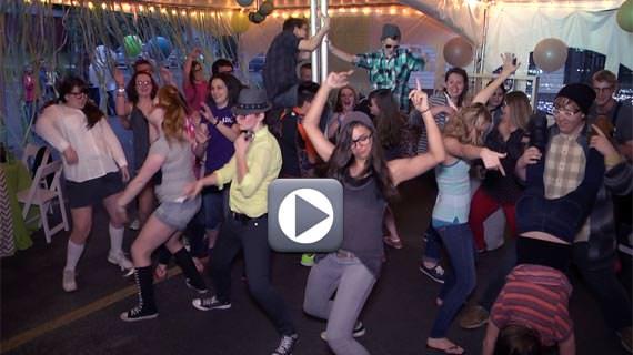 Makenzie Wimer Sweet 16 Party in New Castle PA