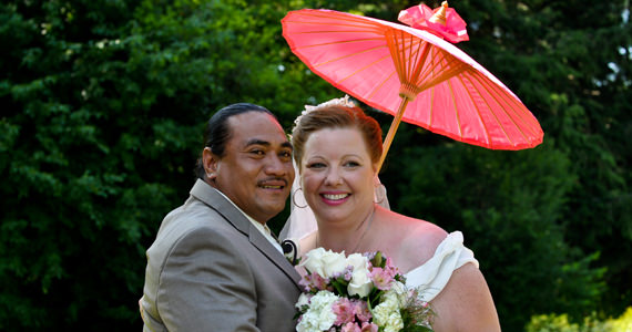 Malaga and Ruth Fuatagavi Wedding at Succop Nature Park in Butler