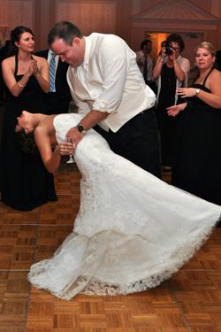 Mark and Gina Dorsey Wedding Reception at The Chadwick