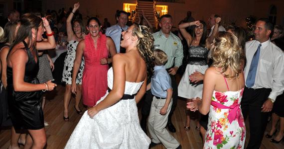 Marwan & Dana Maalouf - Wedding Reception at Greystone Fields in Gibsonia